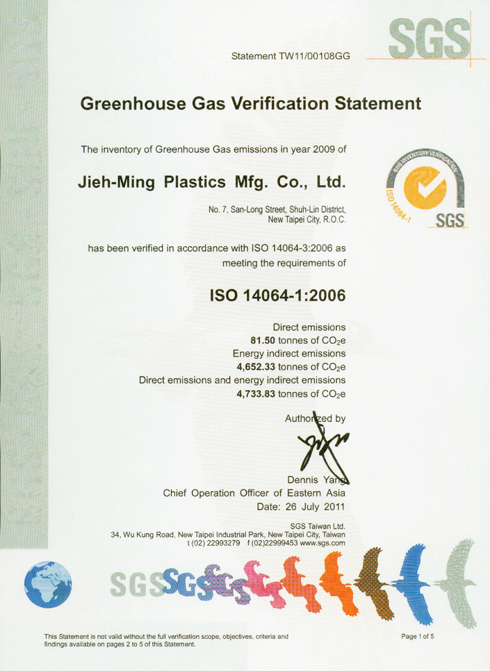 ISO 14064-1 2006